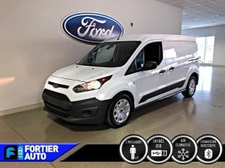 Used 2016 Ford Transit Connect XL avec 2 portes coulissantes for sale in Montréal, QC