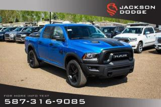 New 2020 RAM 1500 Classic Warlock for sale in Medicine Hat, AB