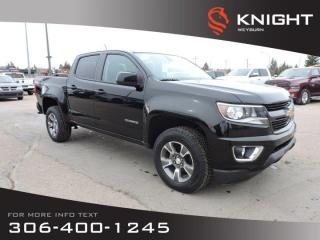 Used 2020 Chevrolet Colorado 4WD Z71 | Low Mileage | B/U Cam | WiFi for sale in Weyburn, SK
