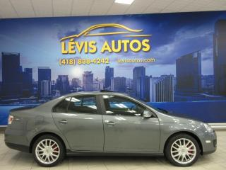 Used 2007 Volkswagen Jetta GLI AUTOMATIQUE TOIT OUVRANT MAGS ! BAS for sale in Lévis, QC