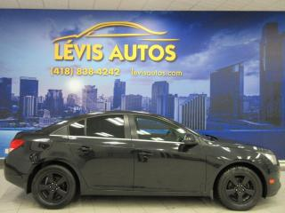 Used 2011 Chevrolet Cruze LT TURBO AUTOMATIQUE MAGS BLUETOOTH 7010 for sale in Lévis, QC