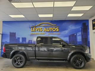 Used 2017 RAM 1500 EXPRESS EDITION 5.7 HEMI BLUETOOTH/CAMER for sale in Lévis, QC