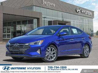 New 2020 Hyundai Elantra Sedan Luxury IVT for sale in Barrie, ON