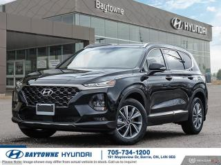 New 2020 Hyundai Santa Fe Preferred AWD 2.0T Sun and Leather for sale in Barrie, ON