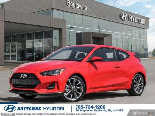 New 2020 Hyundai Veloster Luxury at for sale in Barrie, ON