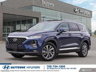 New 2020 Hyundai Santa Fe Preferred AWD 2.4L Sun and Leather for sale in Barrie, ON