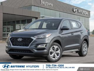 New 2020 Hyundai Tucson FWD 2.0L Essential for sale in Barrie, ON