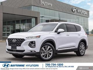 New 2020 Hyundai Santa Fe Preferred AWD 2.4L for sale in Barrie, ON