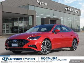 New 2020 Hyundai Sonata Ultimate for sale in Barrie, ON