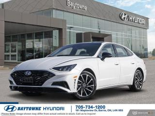 New 2020 Hyundai Sonata SPORT for sale in Barrie, ON