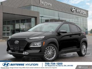 New 2020 Hyundai KONA 2.0L AWD Luxury for sale in Barrie, ON