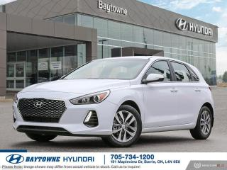 New 2020 Hyundai Elantra GT Preferred AT for sale in Barrie, ON