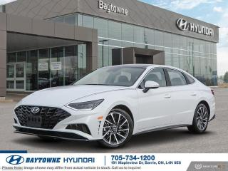 New 2020 Hyundai Sonata Luxury for sale in Barrie, ON