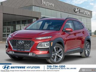 New 2020 Hyundai KONA 1.6T AWD Trend for sale in Barrie, ON