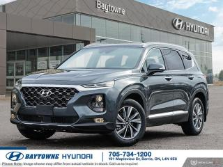 New 2020 Hyundai Santa Fe LUXURY AWD 2.0T for sale in Barrie, ON