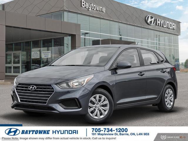2020 Hyundai Accent (5) Essential IVT