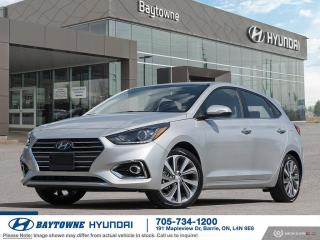 New 2020 Hyundai Accent (5) Ultimate IVT for sale in Barrie, ON