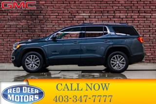 Used 2019 GMC Acadia AWD SLE 3rd Row Roof DVD BCam for sale in Red Deer, AB