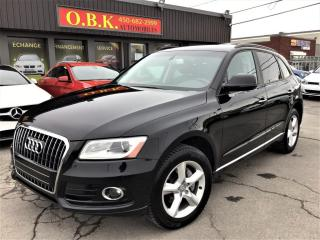 Used 2016 Audi Q5 Quattro 2.0T Komfort-BLUETOOTH-SIEGES CHAUFFFANTS for sale in Laval, QC