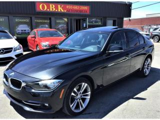Used 2016 BMW 3 Series 320i xDrive AWD South Africa-BLUETOOTH-SIEGES CHAU for sale in Laval, QC