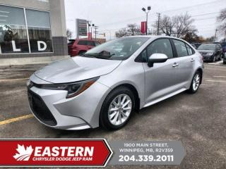 Used 2020 Toyota Corolla | Bluetooth | Backup Camera | for sale in Winnipeg, MB