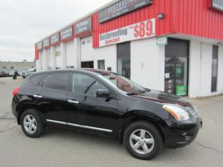 Used 2013 Nissan Rogue S $7,495+HST+LIC FEE/ 1 OWNER LOCAL SUV / REMOTE STARTER for sale in North York, ON