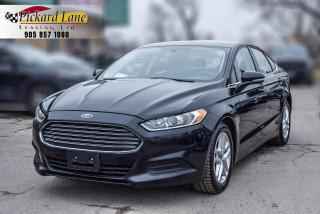 Used 2016 Ford Fusion REVERSE CAMERA||BLUETOOTH||POWER SEATS for sale in Bolton, ON
