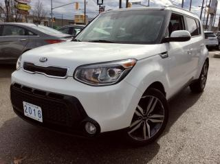 Used 2016 Kia Soul SX for sale in Toronto, ON