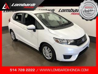 Used 2016 Honda Fit LX|CAM|BLUETOOTH| for sale in Montréal, QC