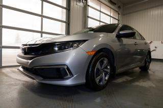 Used 2019 Honda Civic LX CVT for sale in Rouyn-Noranda, QC