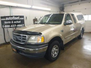 Used 2000 Ford F-150 Supercab 139  XLT  2X4 for sale in St-Raymond, QC