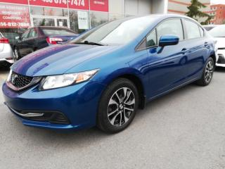 Used 2015 Honda Civic LX * TOIT OUVRANT**SIEGES CHAUFFANTS**BLUETOOTH* for sale in Longueuil, QC