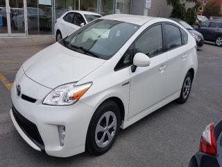 Used 2015 Toyota Prius HB CAMÉRA DE RECULE BLUTOOTH for sale in Longueuil, QC