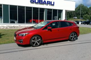 Used 2018 Subaru Impreza Sport-tech for sale in Minden, ON