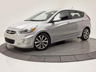 Used 2015 Hyundai Accent GLS TOIT OUVRANT CRUISE BLUETOOTH for sale in Brossard, QC
