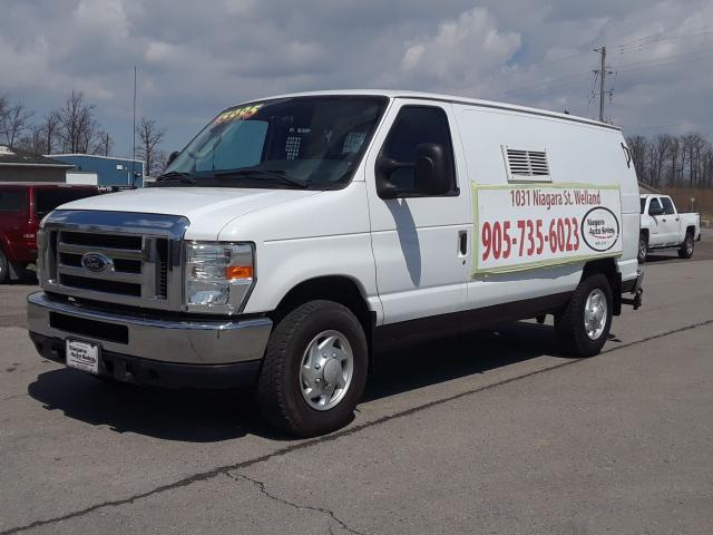 2010 Ford E350 With Generator