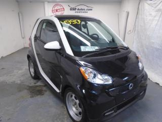 Used 2014 Smart fortwo PASSION for sale in Ancienne Lorette, QC