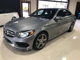 Used 2015 Mercedes-Benz C-Class C 400 for sale in Thornhill, ON