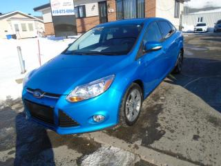 Used 2014 Ford Focus SE for sale in Ancienne Lorette, QC