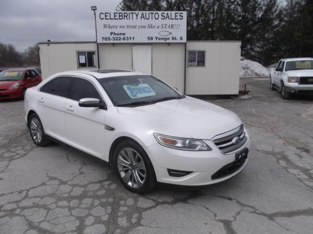 2010 Ford Taurus AWD LIMITED