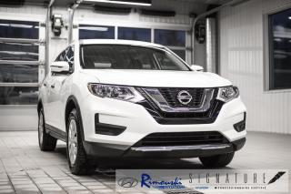 Used 2017 Nissan Rogue S AWD chez Rimouski Hyundai for sale in Rimouski, QC