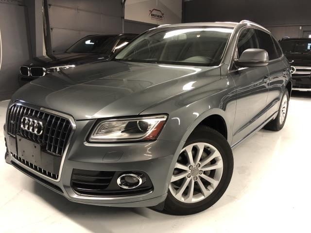 2014 Audi Q5 2.0 quattro Premium