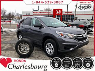 Used 2016 Honda CR-V LX AWD **42 468 KM** for sale in Charlesbourg, QC