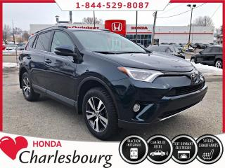Used 2017 Toyota RAV4 XLE AWD ****36 299 KM **** for sale in Charlesbourg, QC