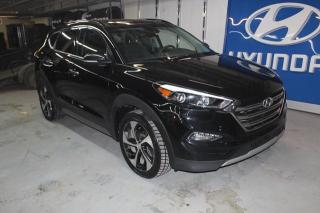 Used 2017 Hyundai Tucson Ultimate 1.6L (cuir,toit,gps) for sale in St-Constant, QC