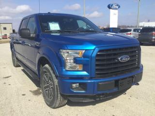 Used 2016 Ford F-150 XLT Sport | 4X4 | Sunroof/Moonroof for sale in Harriston, ON