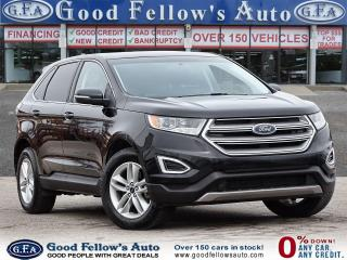 Used 2016 Ford Edge SEL MODEL, 2.0L, AWD, REARVIEW CAMERA, POWER SEATS for sale in Toronto, ON