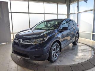 Used 2017 Honda CR-V LX for sale in Edmonton, AB