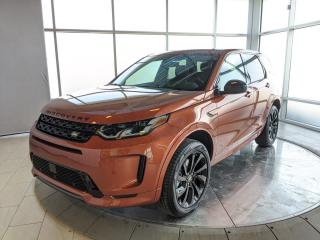 New 2020 Land Rover Discovery Sport 0% APR - 90 DAYS NO PAYMENT for sale in Edmonton, AB