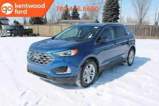 New 2020 Ford Edge SEL 201A AWD 2.0 I4 Ecoboost Power Heated Seats, Auto Start/Stop, Lane Keeping System, Pre-Collision Assist, Remote Vehicle Start, Reverse Camera System and Reverse Sensing System for sale in Edmonton, AB